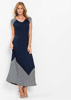 Rochie maxi din jerse bpc selection 49