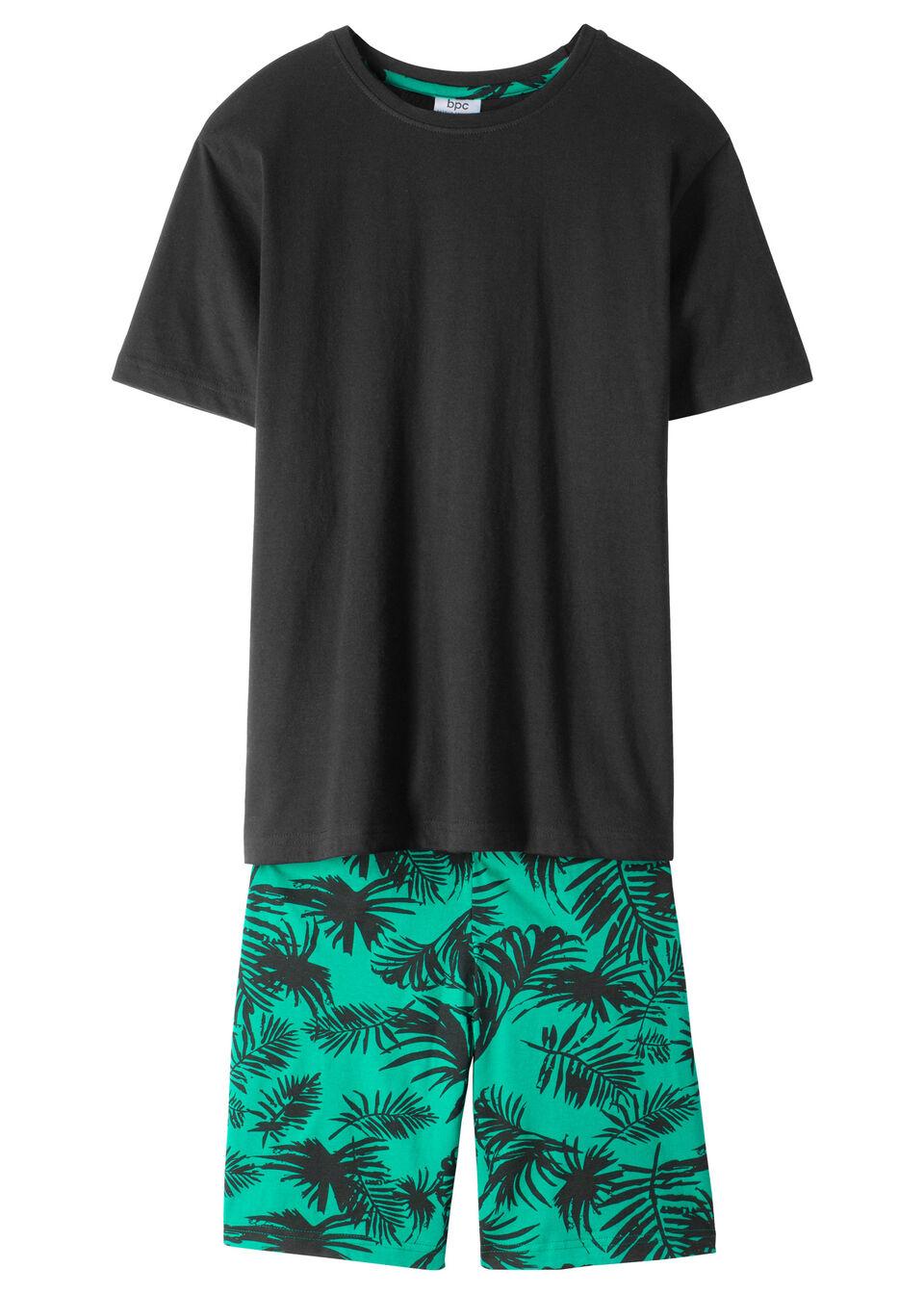 Krátke pyžamo (2-dielne) bonprix