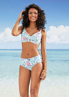 Minimizer bikiny s kosticami (2 dielne)-bpc bonprix collection