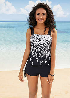 Costum baie Tankini (2piese)-bpc bonprix collection
