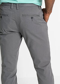 Pantaloni chino Regular Fit gri fumuriu bpc bonprix collection 5