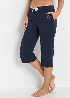 Pantaloni de pijama capri bpc bonprix collection 35