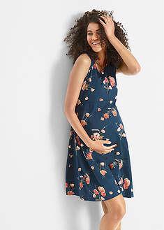 4d48a77cb2 Sukienka shirtowa ciążowa w kwiaty bpc bonprix collection 89