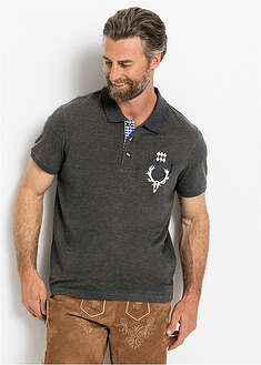 Shirt polo w ludowym stylu bpc selection 28
