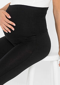 Leggins gravide negru bpc bonprix collection 4