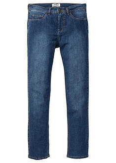 Miękkie dżinsy ze stretchem Regular Fit Straight John Baner JEANSWEAR 57