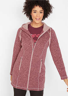 Jachetă tricot-fleece-bpc bonprix collection