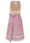 Dirndl bej cu model bpc bonprix collection 5