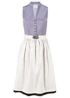 Dirndl Jacquard mintázattal bpc bonprix collection 46