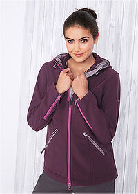 Kurtka softshell czarny bez bpc bonprix collection 8