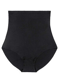 Figi panty shape Level 3 czarny bpc bonprix collection - Nice Size 0