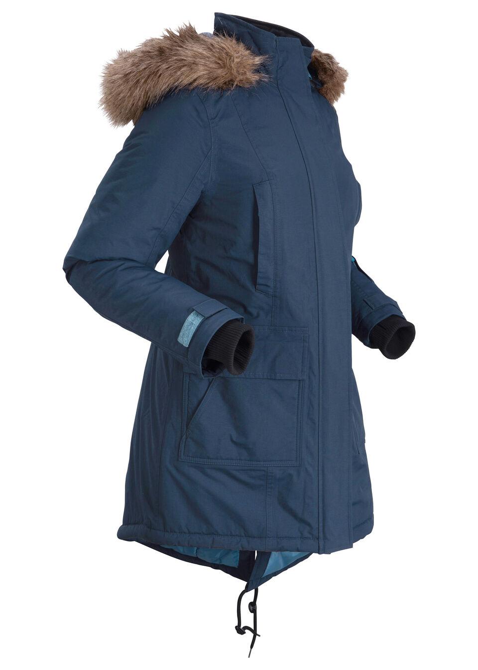 Куртка-парка утеплённая от bonprix
