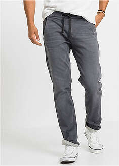 Slim Fit szabadidős farmer, Straight John Baner JEANSWEAR 1