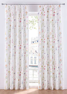 Draperie cu print floral (1buc/pac) bpc living bonprix collection 5