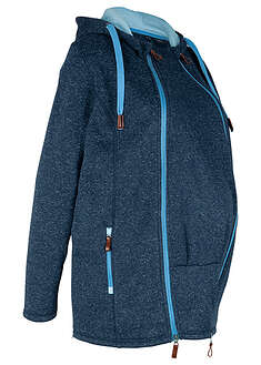 Jachetă fleece gravide/bebe bpc bonprix collection 7