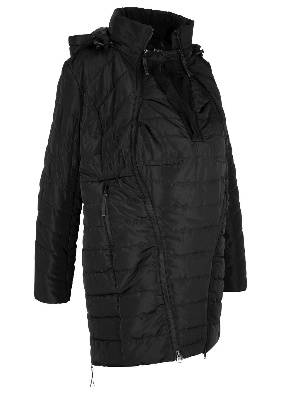 Куртка для беременных со вставкой для малыша от bonprix