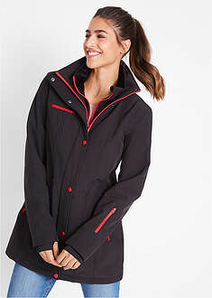 Długa kurtka softshell ze stretchem bpc bonprix collection 39