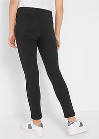 Pantaloni fete stretch negru bpc bonprix collection 2