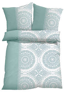Lenjerie de pat, print ornamental-bpc living bonprix collection