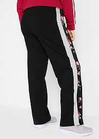 Pantaloni sport Maite Kelly, lungi, nivel 1 negru bpc bonprix collection 2