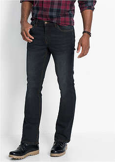Blugi cu stretch, slim fit, bootcut John Baner JEANSWEAR 32