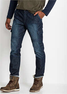 Dżinsy bojówki Regular Fit Straight John Baner JEANSWEAR 35