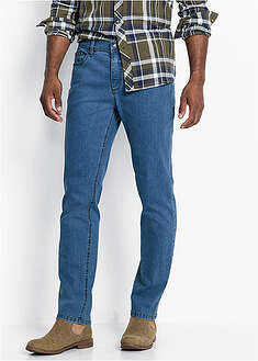 Dżinsy ze stretchem Regular Fit Straight (2 pary) John Baner JEANSWEAR 42