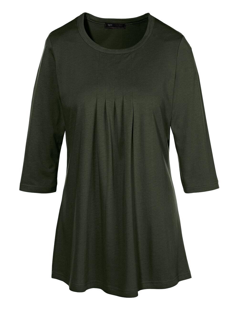 Удлиненная футболка с рукавом 3/4 от bonprix