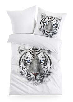 "Lenjerie reversibilă cu motiv ""tiger""-bpc living bonprix collection"