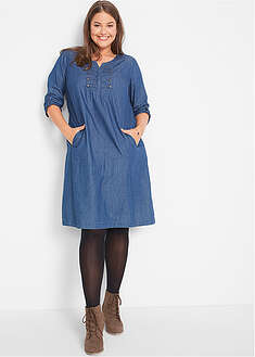 Rochie aspect denim bpc bonprix collection 31