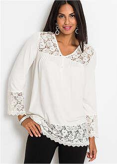 Koronkowe Bluzki i Koszulki • od 59,99 zł 17 szt • bonprix sklep  fhbI1