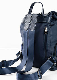 Rucsac bleumarin bpc bonprix collection 2