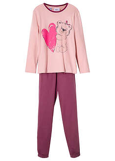 Pijama fete (set/2piese) bpc bonprix collection 25