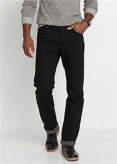 Classic Fit thermo-farmernadrág, Straight-John Baner JEANSWEAR