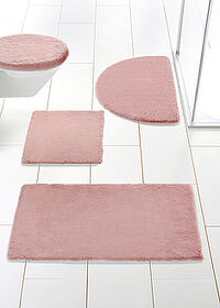 Covoraş baie ultra moale rosé bpc living bonprix collection 1