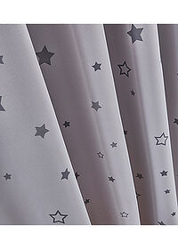 Draperie cu steluţe (1buc.) gri bpc living bonprix collection 7