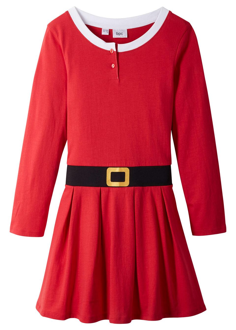 Новогоднее платье для девочки от bonprix