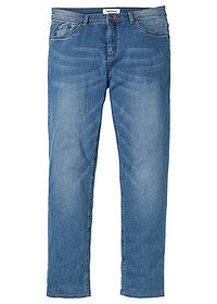 Thermo sztreccsnadrág Regular Fit Straight kék kőmosott John Baner JEANSWEAR 0