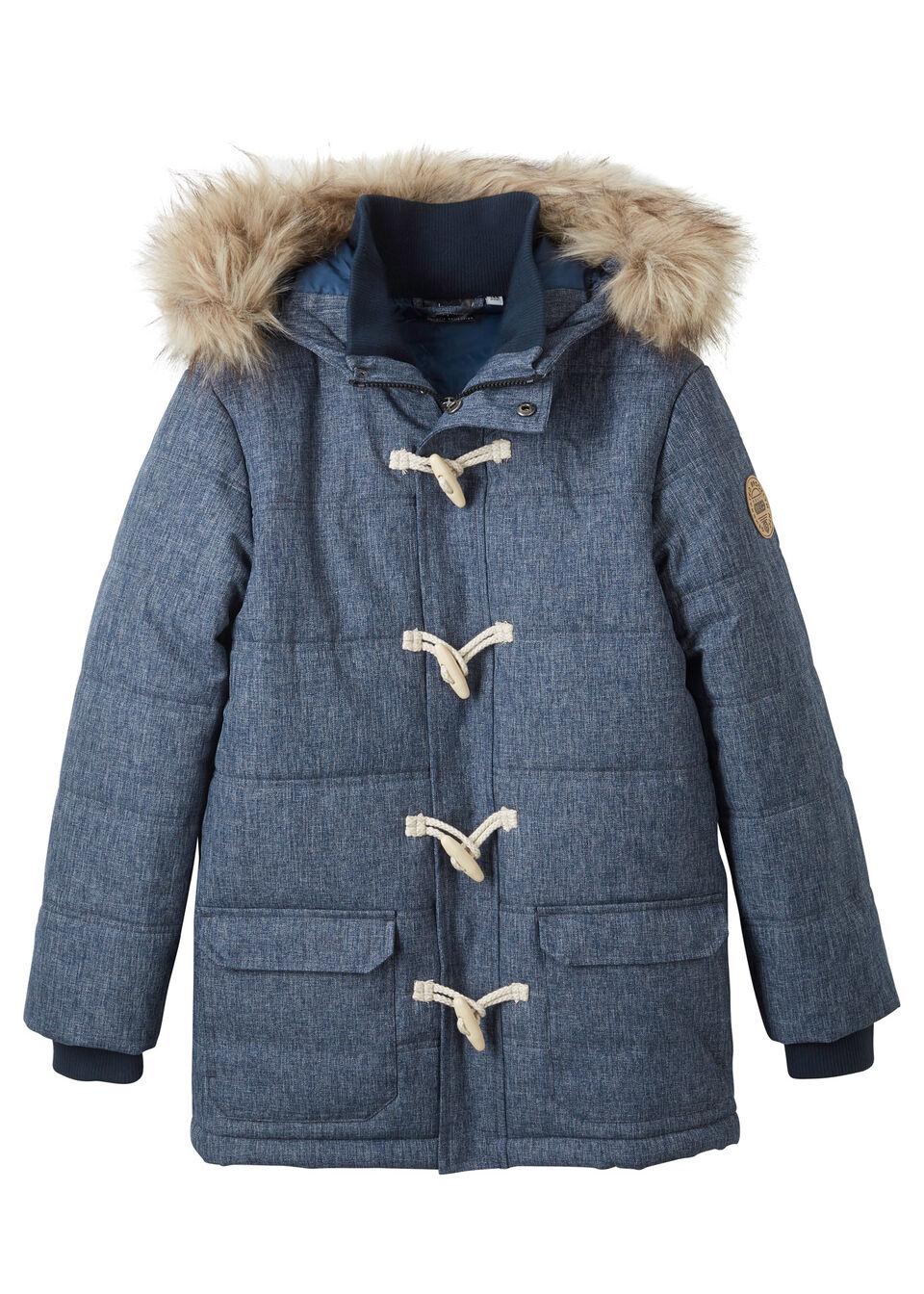 Зимняя куртка-дафлкот от bonprix