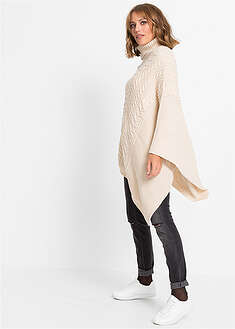 Pulover Poncho-bpc bonprix collection