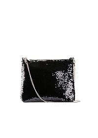 Gentuţă Crossbody negru/argintiu bpc bonprix collection 0