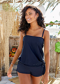 Top tankini oversize ciemnoniebieski bpc bonprix collection 6