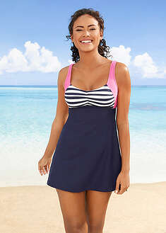 Costum de baie Tankini lung-bpc bonprix collection