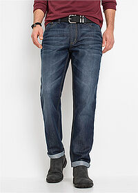 Blugi loose fit marin denim John Baner JEANSWEAR 1