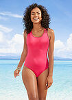 Costum de baie fucsia bpc bonprix collection 4