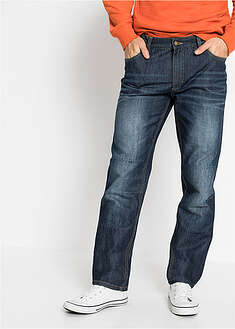 Džínsy Regular Fit Straight John Baner JEANSWEAR 55