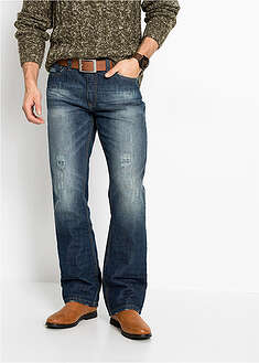 Regular fit farmernadrág  Bootcut John Baner JEANSWEAR 26