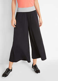 Pantaloni Culotte până la glezne, nivel 1 bpc bonprix collection 43