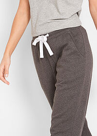 Pantaloni sport nivel 1 antracit melanj bpc bonprix collection 5
