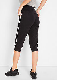Pantaloni 3/4 sport , nivel 1 negru bpc bonprix collection 2